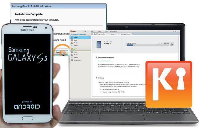 Обновление Samsung Kies 2.6.4.17113.1
