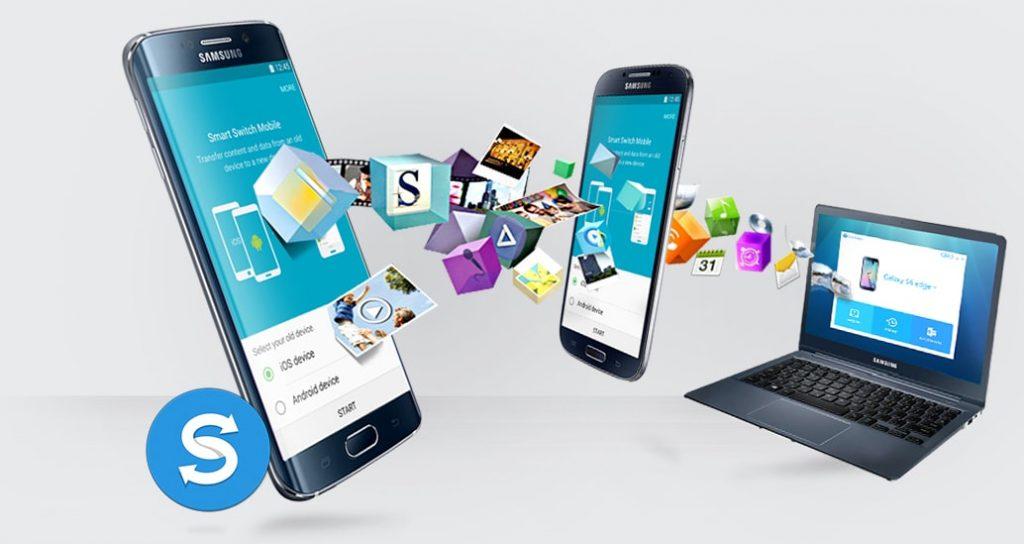 Samsung Smart Switch скачать программу для Windows / IOS / Android / MAc